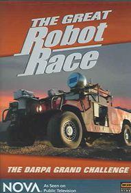Great Robot Race - (Region 1 Import DVD)