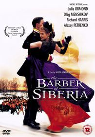 Barber Of Siberia - (Import DVD)