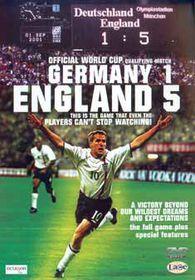 England 5 Germany 1 Oct.2001 - (Import DVD)