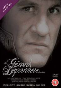 Gerard Depardieu Box Set - (Import DVD)
