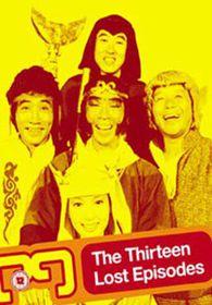 Monkey (13 Redubbed Episodes) - (Import DVD)