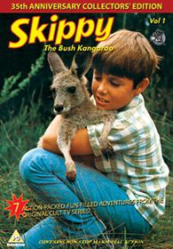 Skippy The Bush Kangaroo Vol.1 - (Import DVD)