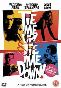 Tie Me Up,Tie Me Down - (Import DVD)