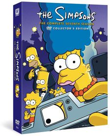 Simpsons - Series 7 - (parallel import)