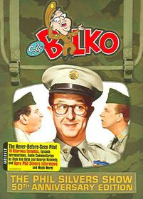 Sgt Bilko:50th Anniversary - (Region 1 Import DVD)