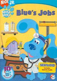 Blue's Clues:Blue's Jobs - (Region 1 Import DVD)
