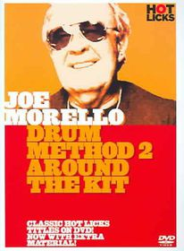 Joe Morello:Around the Kit - (Region 1 Import DVD)