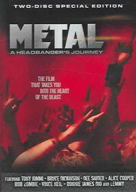 Metal:Headbanger's Journey - (Region 1 Import DVD)