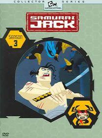 Samurai Jack Season 3 - (Region 1 Import DVD)