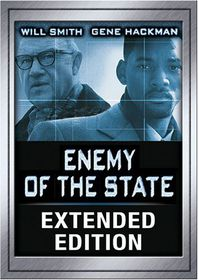 Enemy of the State (Unrated Extended Cut) - (Region 1 Import DVD)