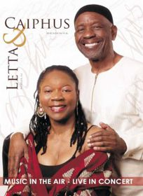 Mbulu Letta & Caiphus Semenya - Music In The Air - Live Concert (DVD)