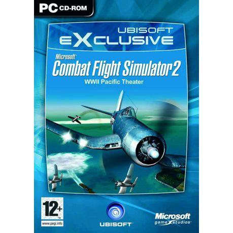 Exclusive: Combat Flight Simulator 2: WWII Pacific Theater