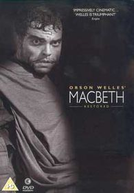 Macbeth (Orson Welles) - (Import DVD)