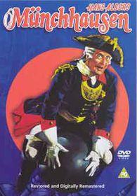 Munchhausen - (Import DVD)
