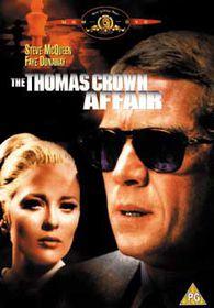 Thomas Crown Affair (1968) (Import DVD)