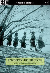 Twenty-Four Eyes - (Import DVD)