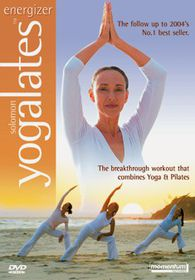 Yogalates - Energizer - (Import DVD)