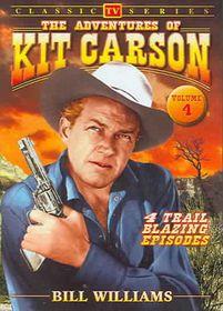 Adventures of Kit Carson Vol 4 - (Region 1 Import DVD)
