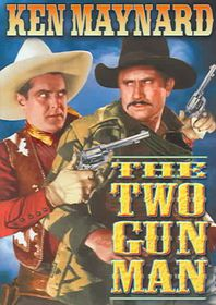 Two Gun Man - (Region 1 Import DVD)