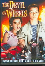 Devil on Wheels - (Region 1 Import DVD)