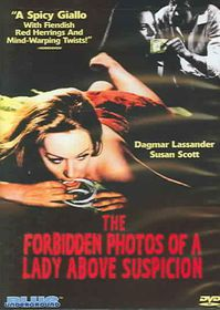 Forbidden Photos Of A Lady Above Suspicion - (Region 1 Import DVD)