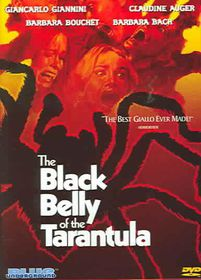 Black Belly of the Tarantula - (Region 1 Import DVD)