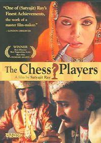 Chess Players - (Region 1 Import DVD)