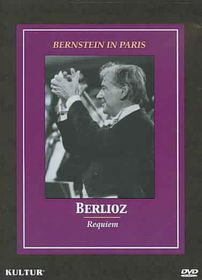 Bernstein in Paris:Berlioz Requiem - (Region 1 Import DVD)