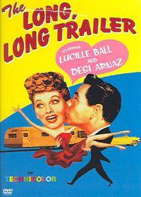 Long Long Trailer - (Region 1 Import DVD)