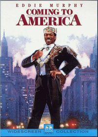 Coming to America (Special Edition) - (Import DVD)