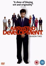 Arrested Development - Season 2 (Import DVD)