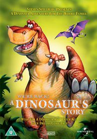 Dinosaur'S Story-We'Re Back - (Import DVD)