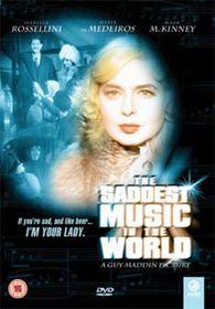 Saddest Music In The World - (Import DVD)