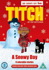 Titch-A Snowy Day - (Import DVD)