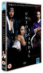 Untold Scandal - (Import DVD)