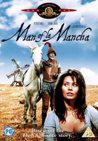 Man of La Mancha (Import DVD)