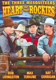 Heart Of The Rockies/Matt Clark Railroad Detective Meets Black Bart - (Region 1 Import DVD)