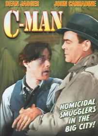 C Man - (Region 1 Import DVD)