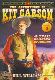 Adventures of Kit Carson Vol 6 - (Region 1 Import DVD)