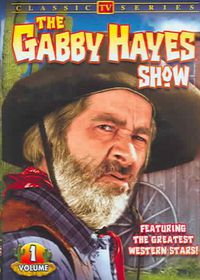 Gabby Hayes Show Vol 1 - (Region 1 Import DVD)