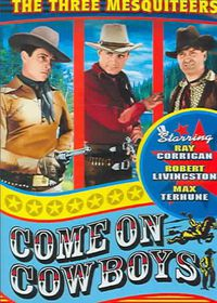 Come on Cowboys - (Region 1 Import DVD)