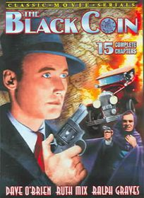 Black Coin - (Region 1 Import DVD)