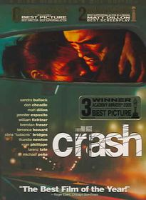 Crash Special Edition Director's Cut - (Region 1 Import DVD)