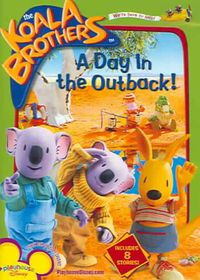 Koala Brothers:Day in the Outback - (Region 1 Import DVD)