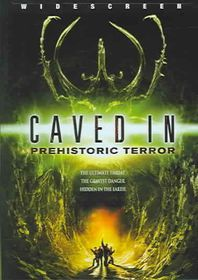 Caved in:Prehistoric Terror - (Region 1 Import DVD)