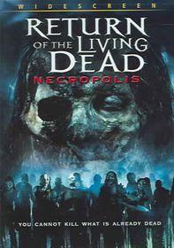 Return of the Living Dead 4 Necropolis - (Region 1 Import DVD)
