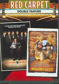 Suicide Kings/Wagons East - (Region 1 Import DVD)