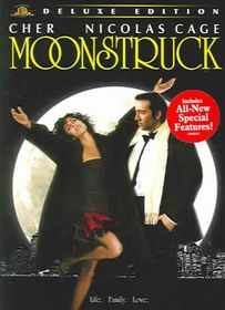 Moonstruck - (Region 1 Import DVD)
