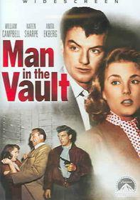 Man in the Vault - (Region 1 Import DVD)