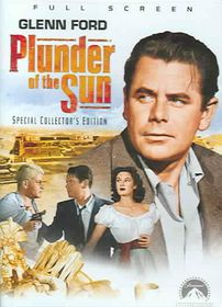 Plunder of the Sun - (Region 1 Import DVD)
